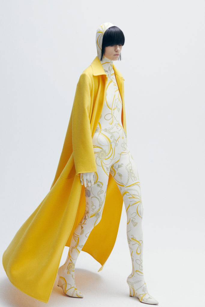 Emilio Pucci RTW Fall Winter 2021 best fashion trends from the runway catsuit unitard jumpsuit