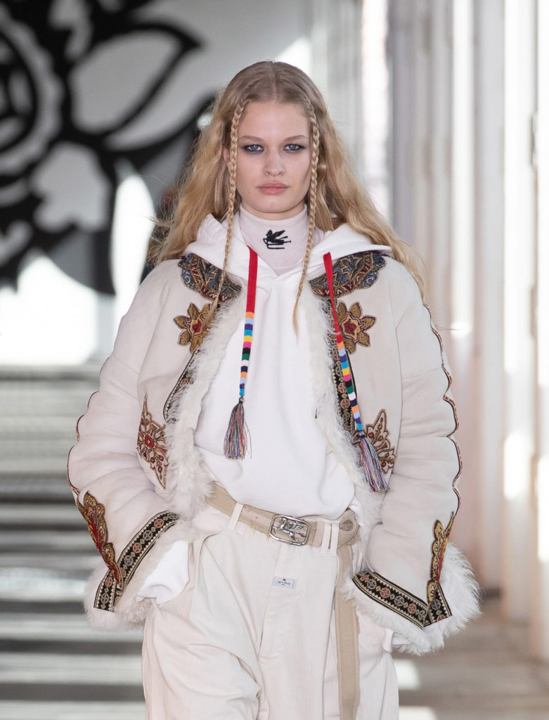 Etro best details from the runway FW21 fashion week