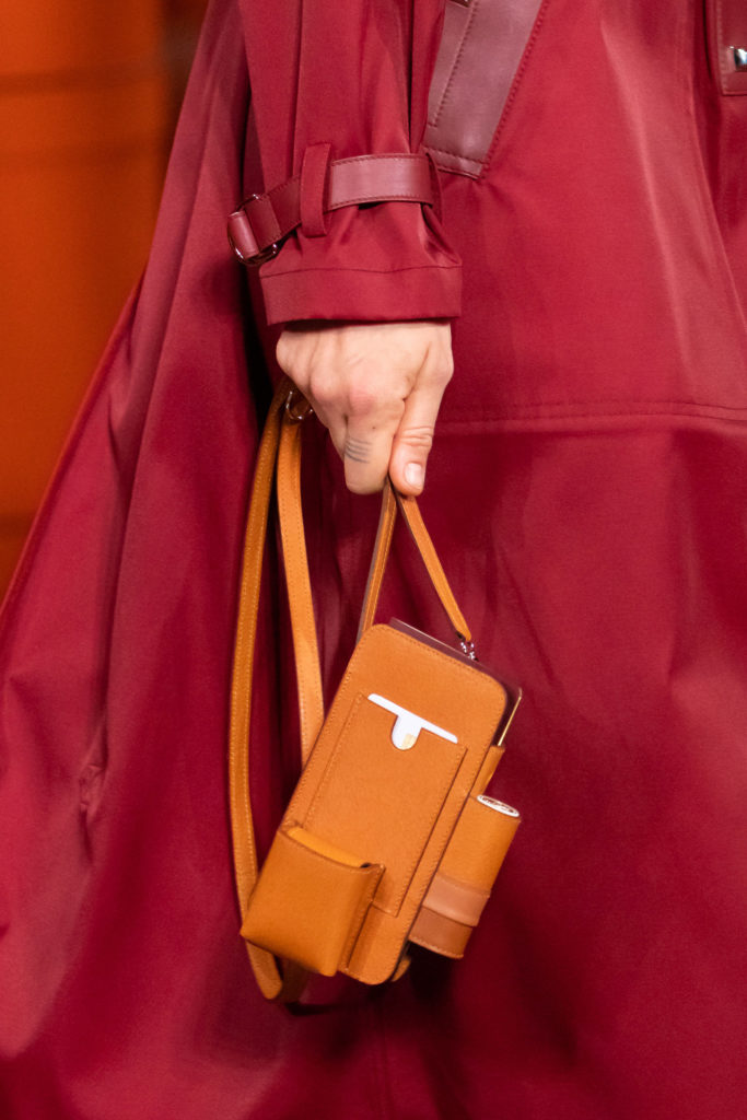 Hermes best details from the runway Fall Winter 2021 fashion week