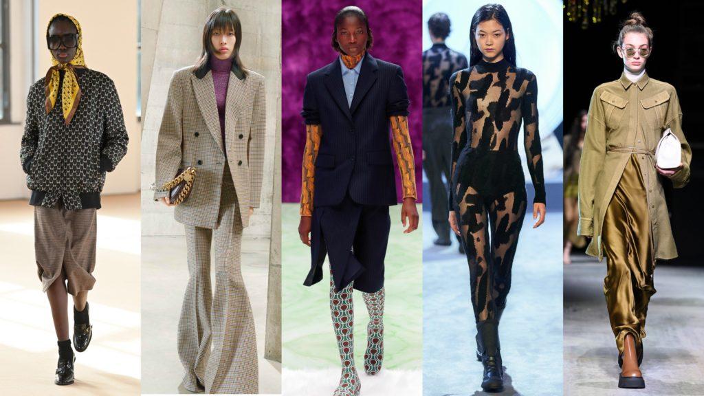 Best Fall Winter 2021 Runway trends - fashion trends - fall winter 2021 runway report