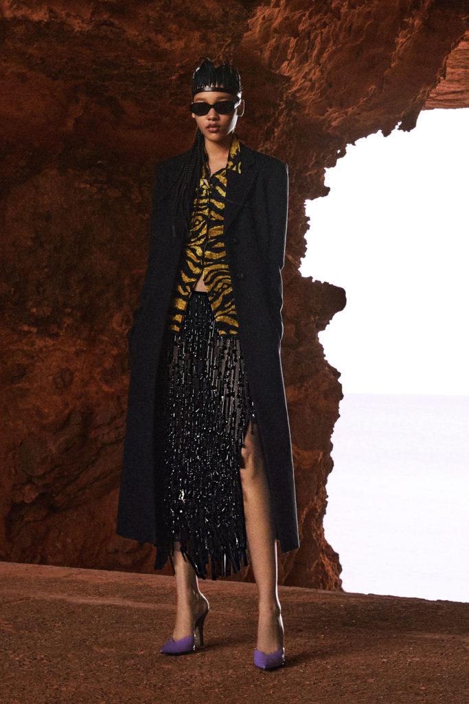 The Attico Fall Winter 2021 best fashion week trends retrofuture