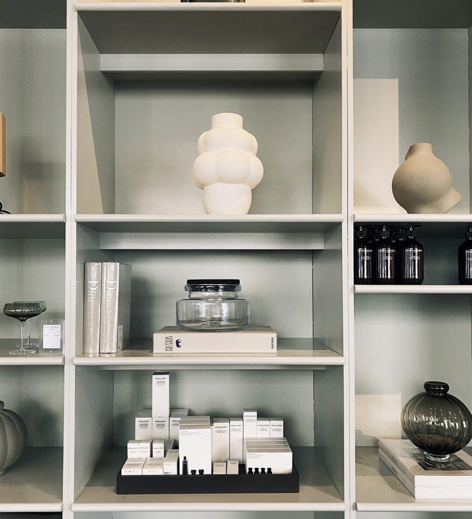 Copenhagen concept store louise roe gallery